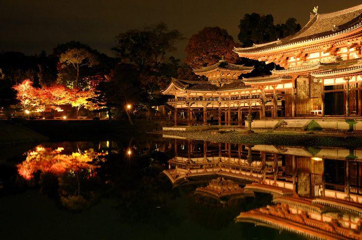 宇治平等院鳳凰堂 Byodoin temple, Phoenix Hall, #kyoto #japan