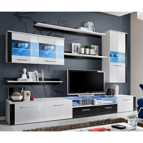 27 best Lounge Wall Units images on Pinterest | Lounges, Modern ...