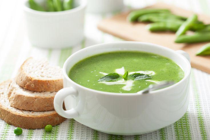 Máte radi zeleninu sviežej, jarnej, a teda zelenej farby? Brokolica, hrášok, špenát, mangold, špargľa... všetko kúsky plné vitamínov, minerálov, železa, vápnika.