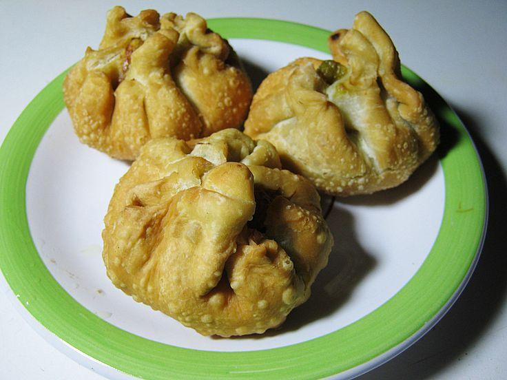 Frittierte Pilz - WanTan