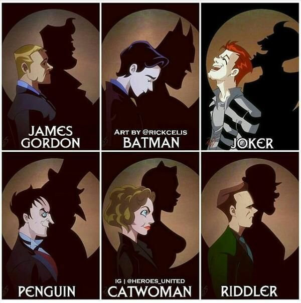 artist-recreates-gotham-characters-in-the-style-of-batman-the-animated-series1