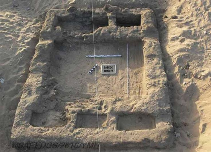 Remains of a 7,000-Year-Old Lost City #Discovered in #Egypt