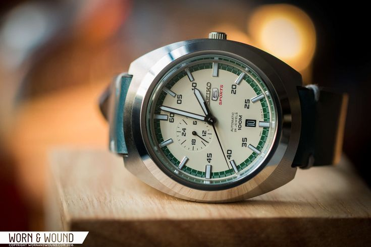 "HANDS-ON WITH THE SEIKO 5 SPORTS ""DIASTAR"" SSA285K1"