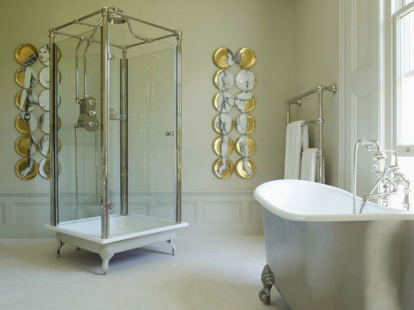 A Picture To Ponder Clawfoot Shower A Storied Style A