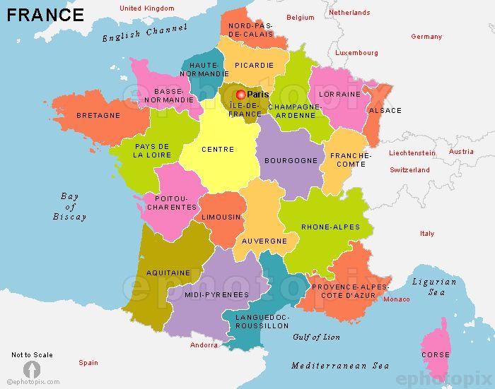 Provences of france parlez vous francais pinterest - France 5 ca vous ...