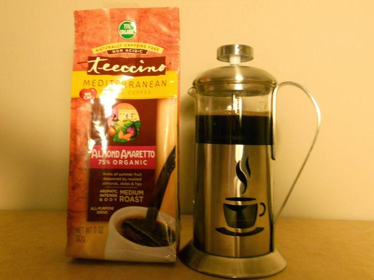 Teeccino Coffee Substitute