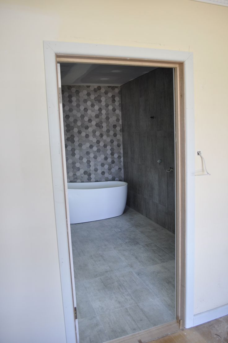 Bathroom room entrance