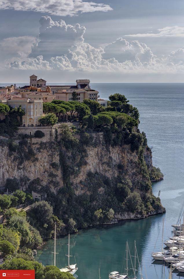 Scogliera di Monte Carlo.