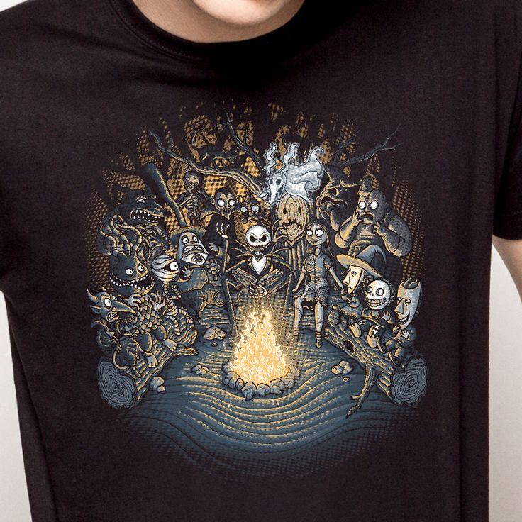 Halloween Tale de Tony Centeno - Camisetas Pampling.com
