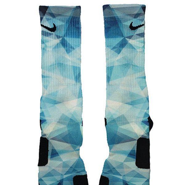 Blue Prism Custom Nike Elite Socks