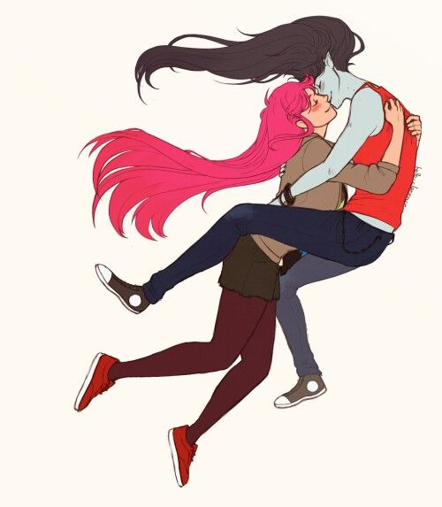 Dulce Princesa x Marceline ♥ El mejor Yuri de caricaturas
