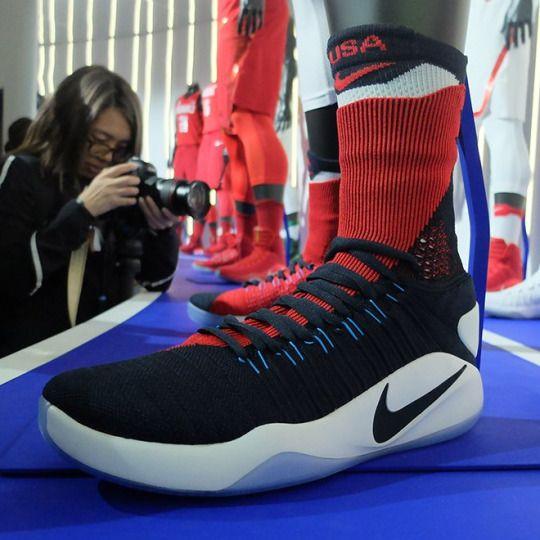 http://SneakersCartel.com The Nike Hyperdunk 2016 is Ready For The Olympic Games. #sneakers #shoes #kicks #jordan #lebron #nba #nike #adidas #reebok #airjordan #sneakerhead #fashion #sneakerscartel https://www.sneakerscartel.com/the-nike-hyperdunk-2016-is-ready-for-the-olympic-games/