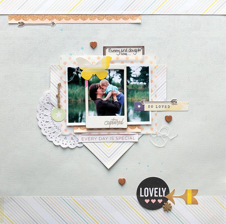 Scrappy Canary: 'So Loved' Tarrah McLean
