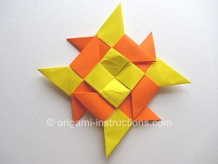 Paper Shuriken Instructions 1420 best image...