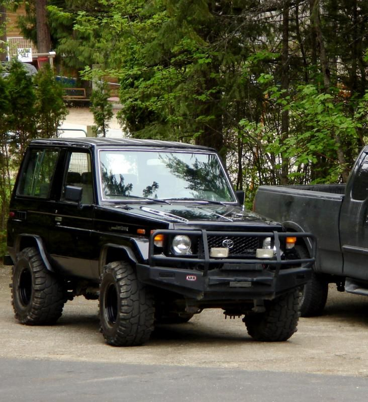 Find Toyota: Land Cruiser 70 Series Arb - Google Search