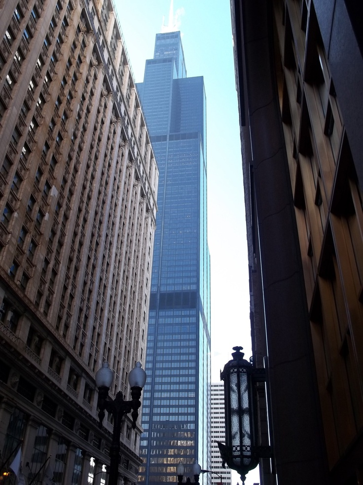 17 Best Images About Sears Tower On Pinterest Chicago