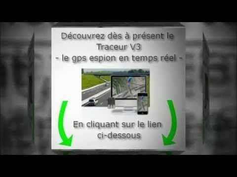 mini Tracker GPS - suivi et géolocalisation de véhicule en ligne en temps réel - YouTube
