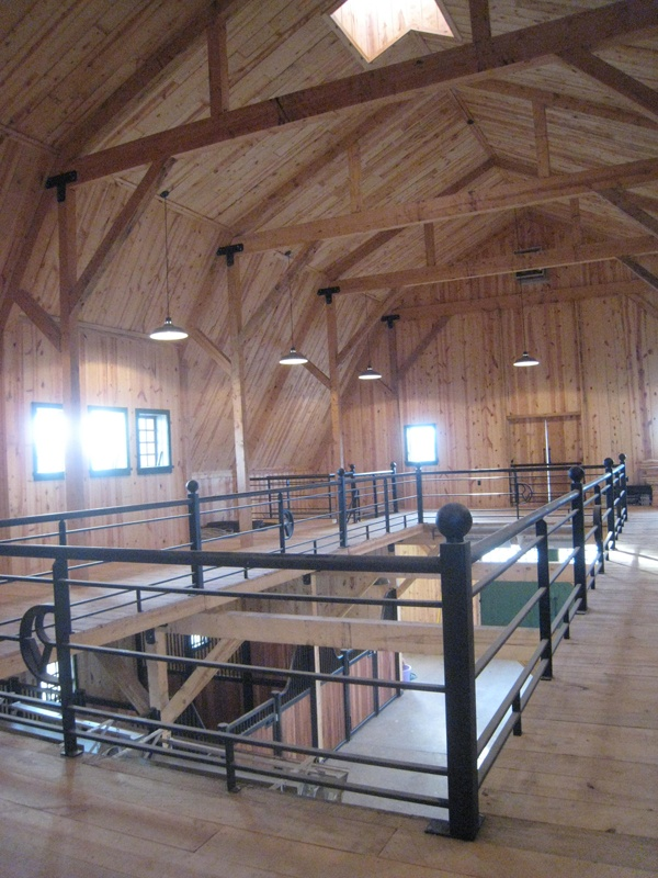 63 best images about sand creek post and beam on pinterest for Loft barn kits