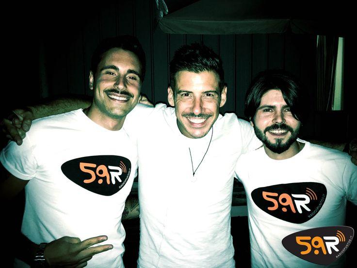 Con il cantante Francesco Gabbani ospite a Web Radio 5.9