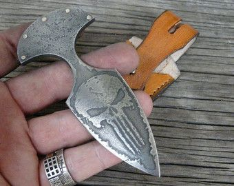 Push dagger / EDC knife / Custom dagger