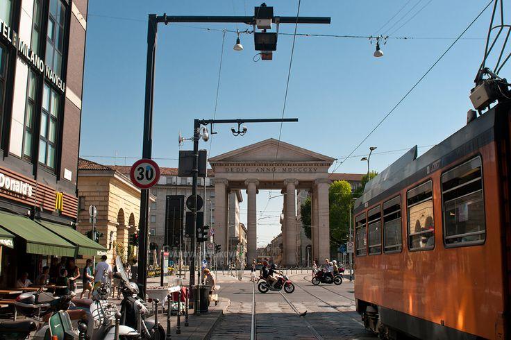 Porta Ticinese - Piazza XXIV Maggio (Milano, Italy) #Milano #milan #Italy #porta #gate #port