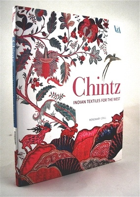 Chintz Indian Textiles For the West  Coffee-table book on chintz. 143 pages…