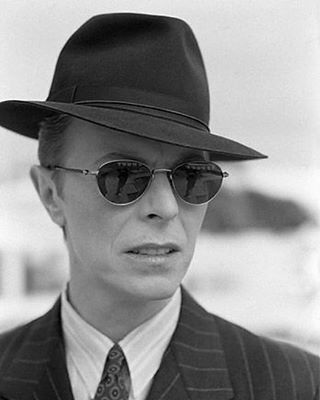 Daddy Bowie :) #DavidBowie