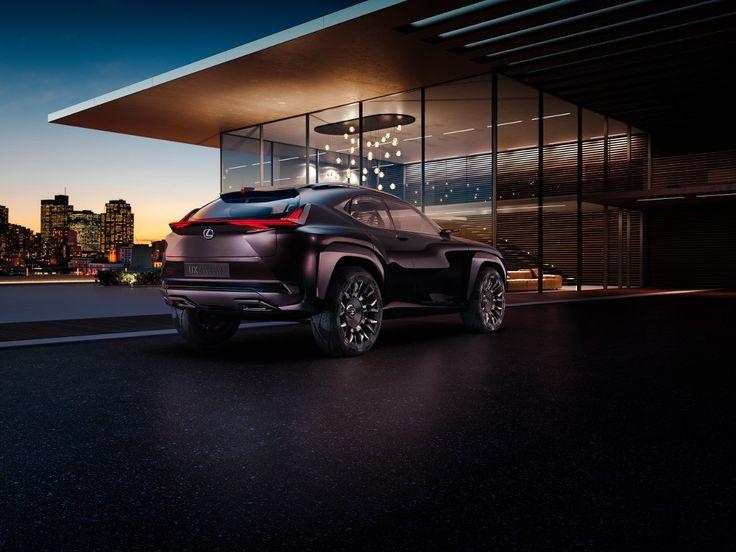Futurystyczna technologia wewnątrz koncepcyjnego Lexusa UX Concept https://www.moj-samochod.pl/Nowosci-motoryzacyjne/Lexus-z-nowym-koncepcyjnym-SUV-em-w-klasie-kompaktowej #Lexus #LexusUX #Concept #UXConcept