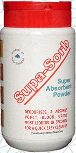 SupaSorb Absorbant Powder - Green Earth