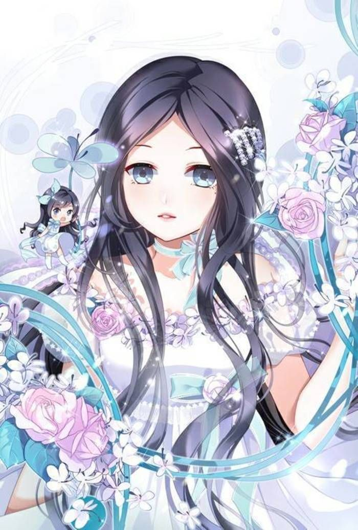 Anime Characters Virgo : 星座拟人图 处女座♣ zodiac pinterest anime and manga