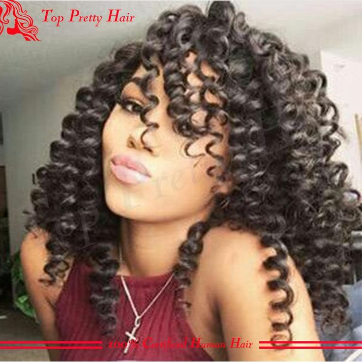 Grade 8a Glueless Brazilian Kinky Curly Full Lace Wig Virgin Hair Cheap Lace…