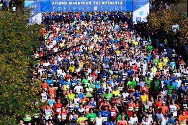 Ο 34ος Αυθεντικός Μαραθώνιος ξεκινά την Κυριακή (13/11) - Η στιγμή έφτασε