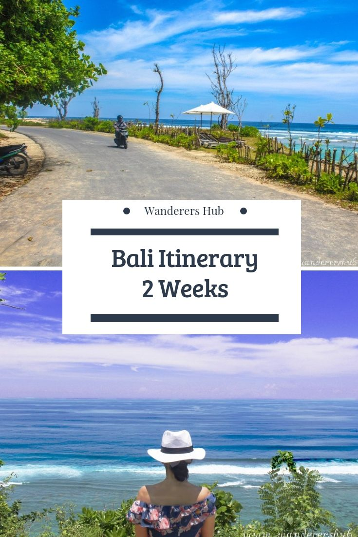 how to plan your trip to bali indonesia itinerary planning and rh pinterest com
