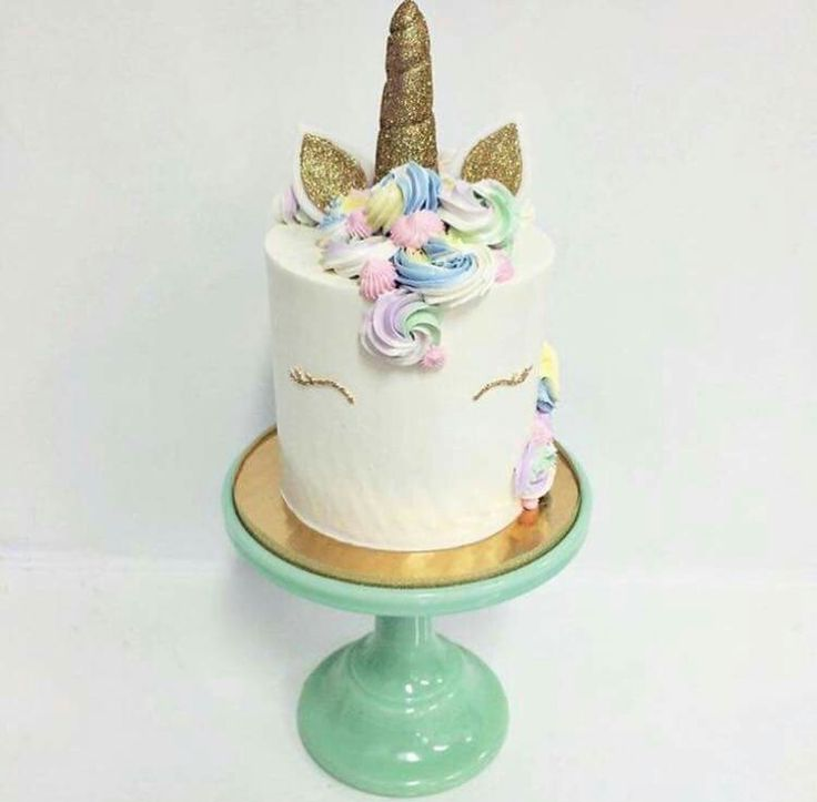 Birthday Cake Designs On Pinterest : 25+ best ideas about Unicorn Birthday Cakes on Pinterest ...