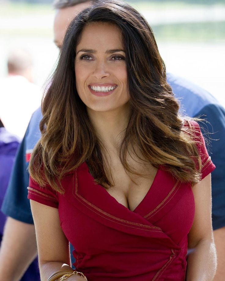 Salma at grown ups 2! #Salm | SalmaHayek USA