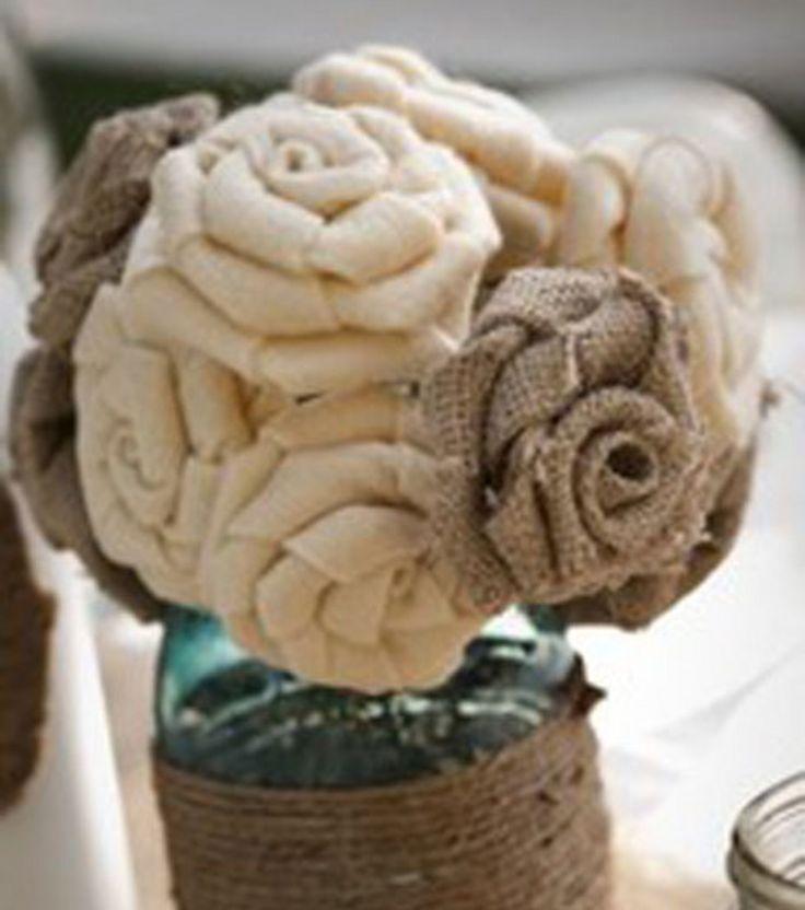154 best Burlap Crafts with JOANN images on Pinterest | Burlap ...