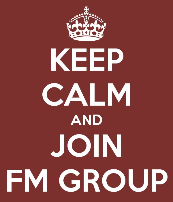 lets join FM GROUP and have Fun