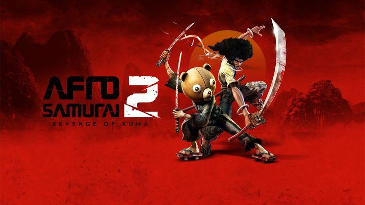 beautiful pictures of Afro Samurai 2, 273 kB - Kinsey Robertson