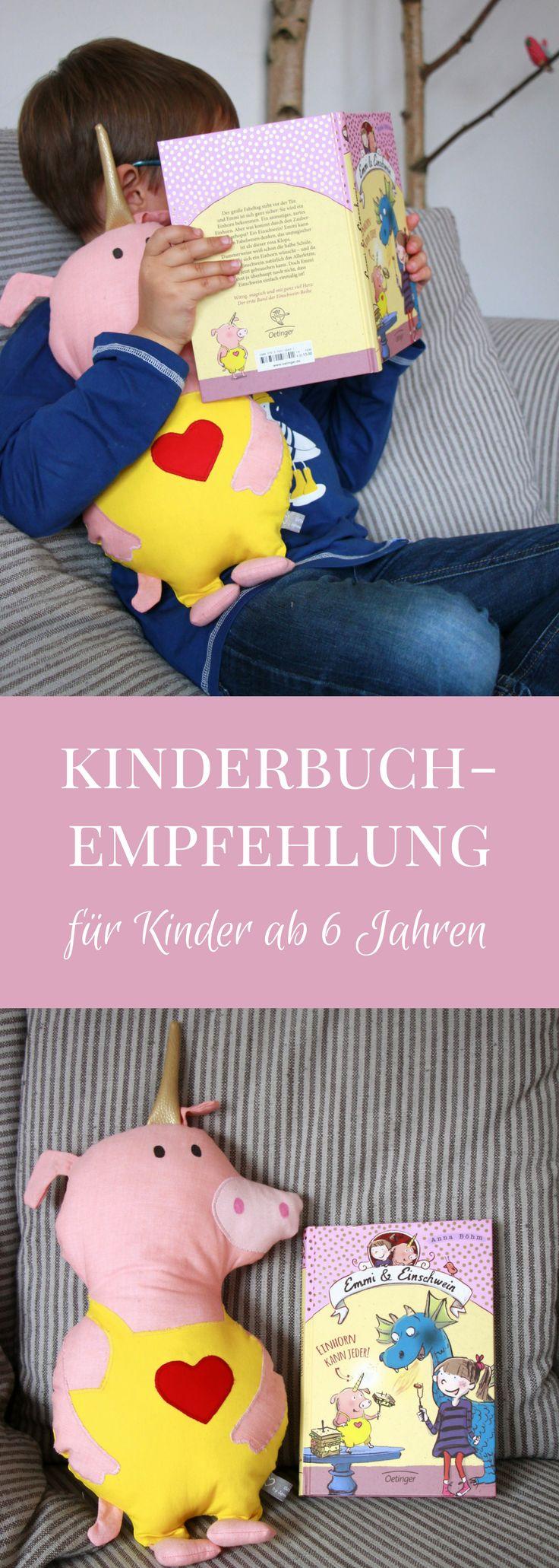 Kinderbuch-Tipp: Emmi & Einschwein – ein fabelhaftes Kinderbuch (inkl. Gewinnspiel – Lavendelblog