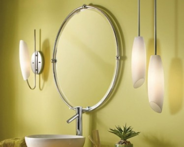 Bathroom Lighting Rules 30 best bath lighting inspirations images on pinterest | bathroom