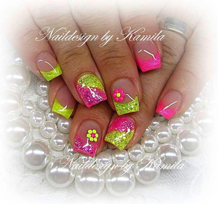 Nail art design | See more at http://www.nailsss.com/colorful-nail-designs/2/