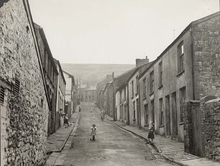 Workers' housing in Wales, 19th Century - most homes were smaller than we are used to today, and had more people living in them