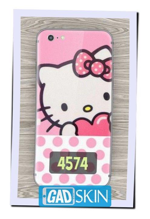http://ift.tt/2cnCxD7 - Gambar Hello Kitty ini dapat digunakan untuk garskin semua tipe hape yang ada di daftar pola gadskin.