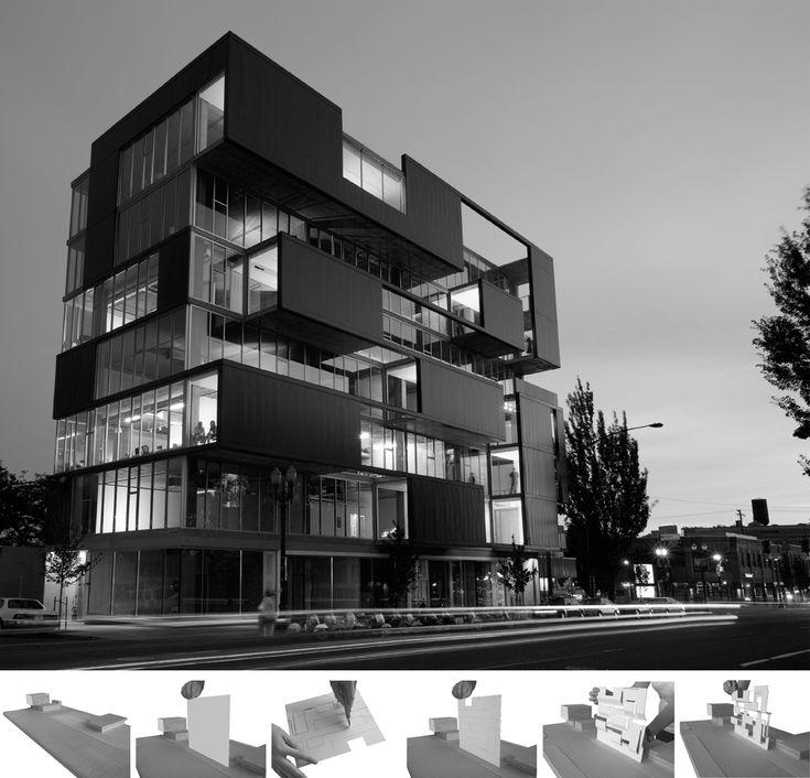 works partnership architecture, Portland, United States