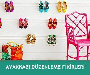 Ayakkabı Düzenleme Önerileri  - Ayakkabı düzenleme ipuçları - www.esraninportresi.com