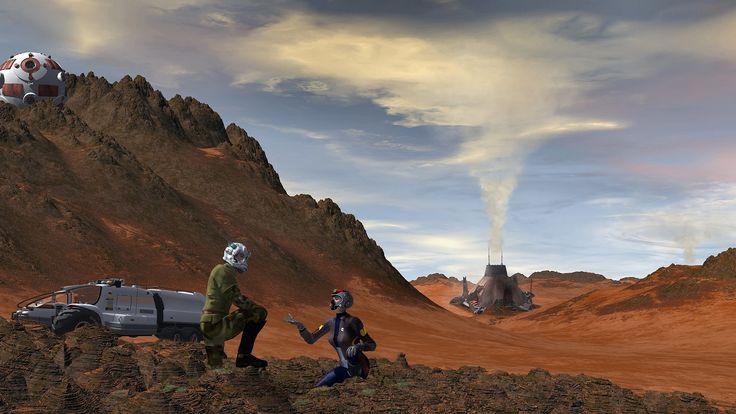 Per Billigflieger zum Mars: Multiunternehmer Elon Musk möchte in den nächsten … – Spektrum der Wissenschaft