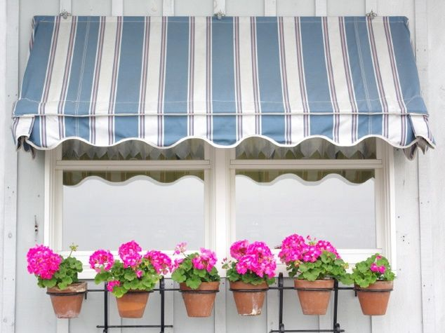 32 Best Window Awning Images On Pinterest