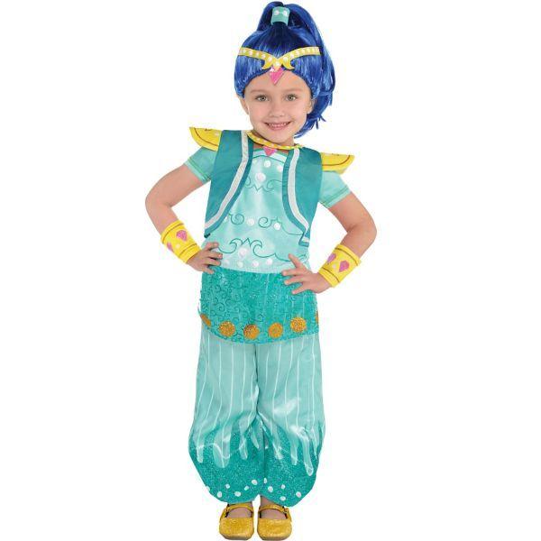 toddler girls shine costume shimmer and shine - Disney Jr Halloween Costumes