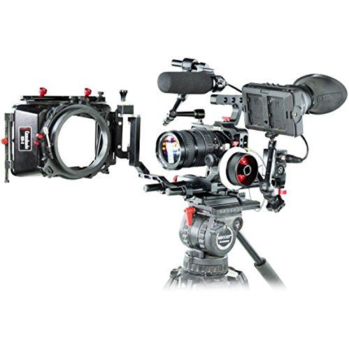 CAMTREE HUNT Mod Cage Shoulder Rig For Blackmagic Pocket Camera (CH-MOD-SR)