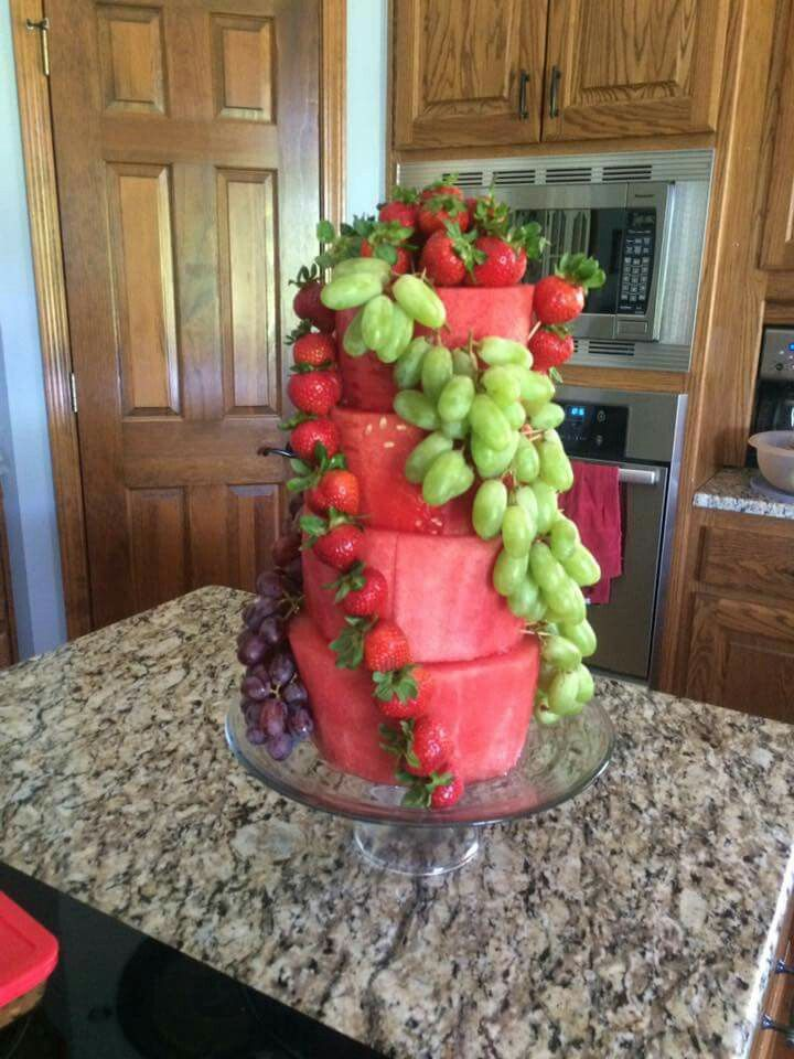 Great idea for the child that LOVES fruit